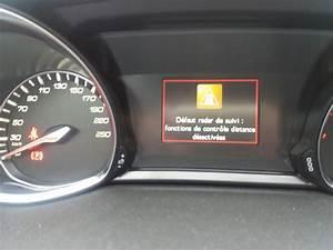 Defaut Nouvelle Peugeot 308 : defaut radar de suivi questions techniques peugeot 308 t9 2013 forum forum peugeot ~ Gottalentnigeria.com Avis de Voitures