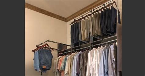 closet rod that pivots search favorite for