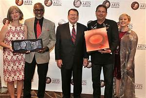 37th Annual Governor's Arts Awards - The Red Book