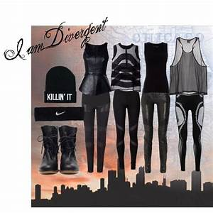 My Dauntless clothes | Divergent World | Pinterest