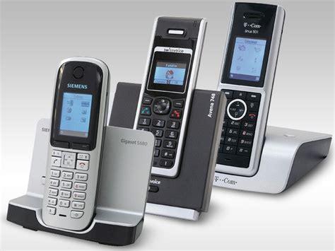 Siemens Philips Swissvoice T Co Im Test Strahlungsarme Dect Telefone Computer Bild