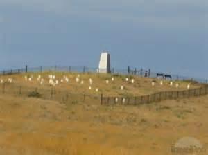 Little Big Horn Battle Monument