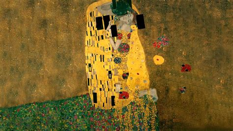 "Transformation Of Gustav Klimt's ""the Kiss"" Youtube"
