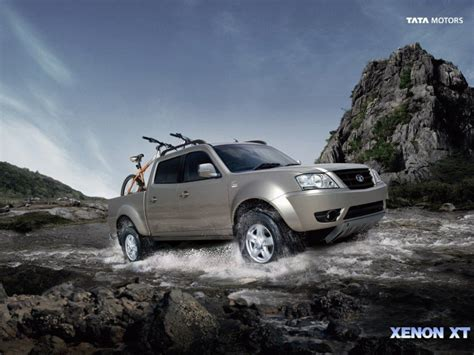 Tata Xenon Hd Picture by Tata News And Reviews Top Speed