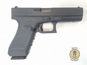 GLOCK MODEL 17 (GEN 4) FULL GRAY