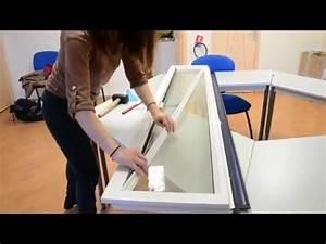 Remplacer Une Vitre : changer la vitre d 39 une fen tre pvc youtube ~ Melissatoandfro.com Idées de Décoration