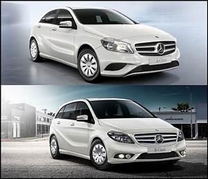 Classe A Intuition : mercedes benz a et b 160 cdi avec 90 ch dedans blog automobile ~ Gottalentnigeria.com Avis de Voitures
