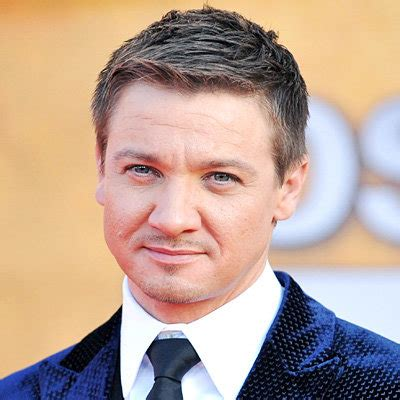 Jeremy Renner Changing Looks Instyle