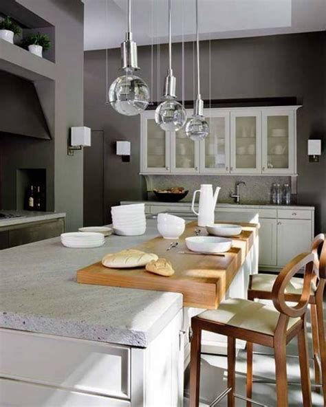 kitchen best glass pendant lights for kitchen island