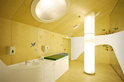 Modern And Unusual Nursery Design By Studio Dass