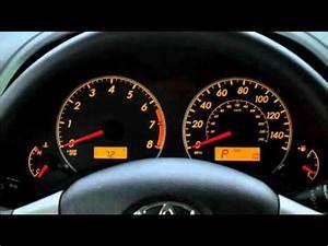 2011 Toyota Corolla Reset Maintenance Required Light | Doovi