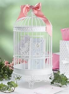 Cage Oiseaux Deco Mariage Visuel 8