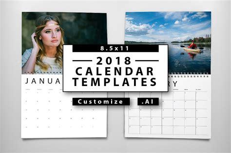 calendar templates templates creative market