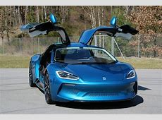 Isdera Commendatore GT electric gullwing revealed, limited