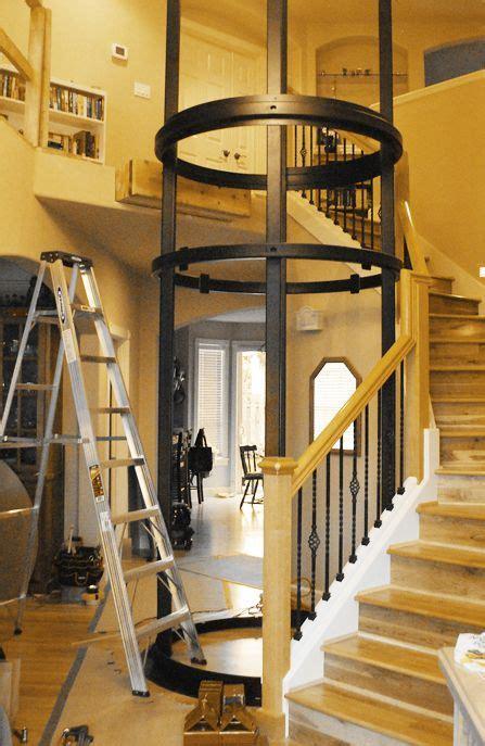 visilift  retrofit residential elevator fit easily