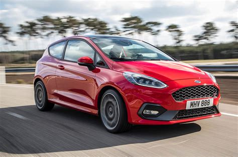 ford st 2018 ford st 2018 review autocar