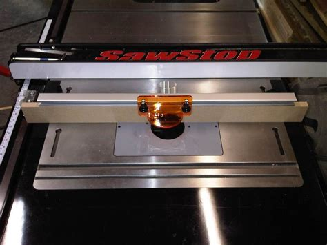 table saw stops dog retrofit benchdog promax to sawstop ics by dave