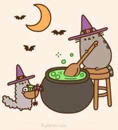 Pusheen Cat Halloween