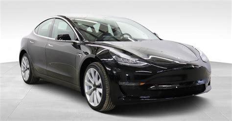 34+ Tesla 3 For Sale Quebec Pictures