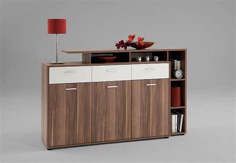 wohnzimmermöbel weiß holz highboard nussbaum wei 223 bestseller shop f 252 r m 246 bel und