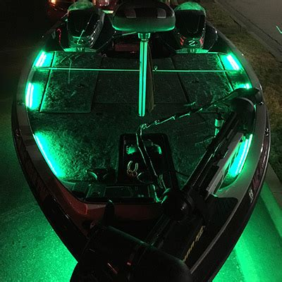 deck lighting unlimited ultimate deck led lighting system custom boats unlimited
