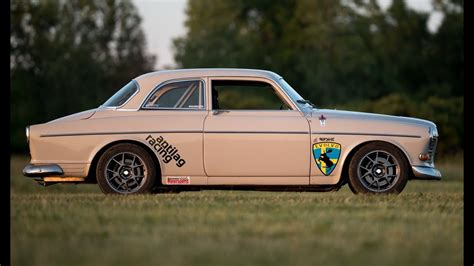 hp  swapped  volvo amazon track