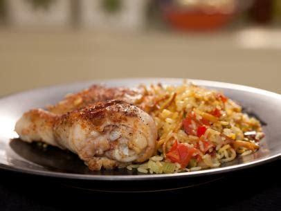 arroz  pollo rice  chicken recipe nancy fuller food network