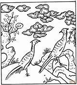Peacock Coloring Pages Peacocks Printable Realistic Number Supercoloring Categories Clipart sketch template