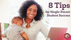 8 Tips For Single Parent College Success