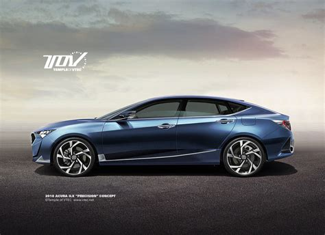 2020 Acura Ilx by Tlx 2020 Vision Concept Acurazine Acura Enthusiast