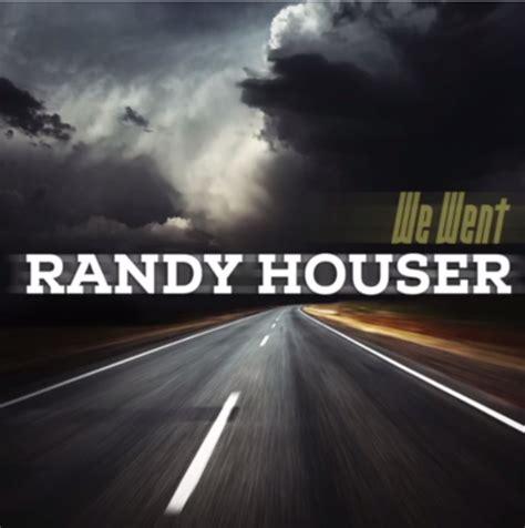 "Randy Houser Premieres New Song ""we Went""  The Shotgun Seat"