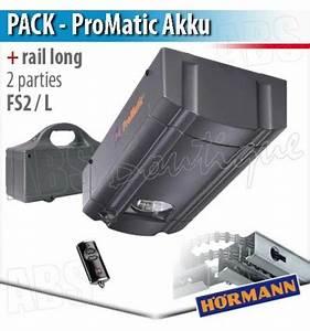Hörmann Promatic Akku : pack moteur promatic akku s rie 2 t l commande hse 2 bs rail fs2 l ~ Yasmunasinghe.com Haus und Dekorationen