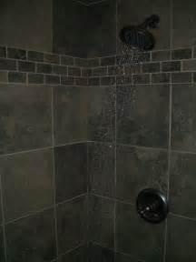 porcelain bathroom tile ideas kerdi porcelain slate tile bathroom in fort collins
