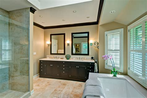 Transitional Spa Bathroom, Barrington Il-better Kitchens