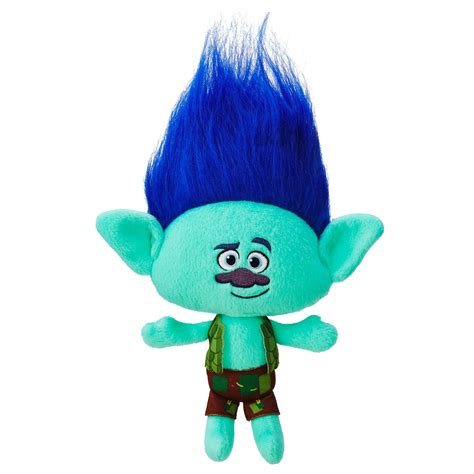 Troll Images Dreamworks Trolls Images Branch Doll Hd Wallpaper And