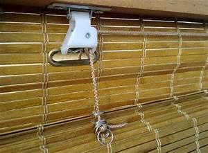 Mécanisme Store Bateau : store bateau bois tiss avec 3 coloris au choix pas cher ~ Premium-room.com Idées de Décoration