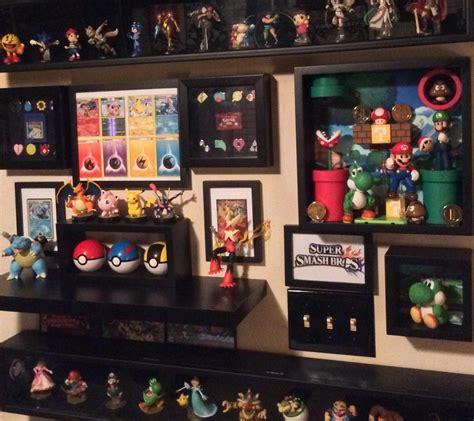 Nintendo Amiibo Smash Wall Via Reddit User Splosion