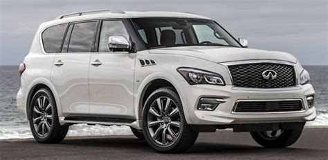 2019 Infiniti Qx80 Specs Release Date And Price  Auto Fave