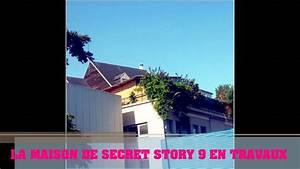 Maison Des Travaux : secret story 9 la maison des secrets en travaux youtube ~ Melissatoandfro.com Idées de Décoration