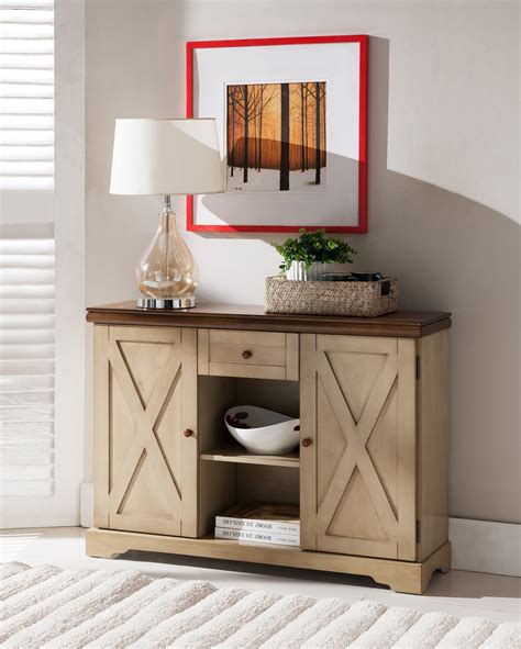 james sideboard buffet cabinet console table  storage