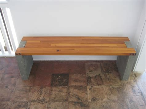 Interior Wood Bench by Simple Indoor Wood Bench Plans Interior Exterior