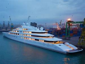 The World39s Largest Yacht Has Held The Record For More