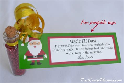 Magic Dust For Your Elf On The Shelf