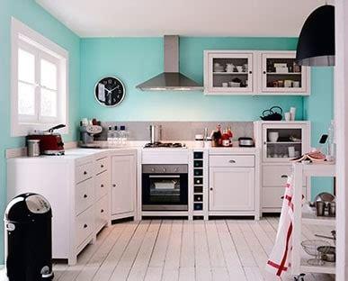 cuisine bleu clair je veux du bleu clair dans ma cuisine