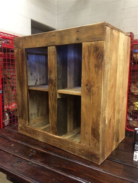 pallet liquor cabinet  projects cabinet design