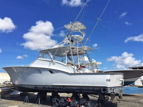 boat carolina project custom hull boats fishing 2001 cap fuel truth attached