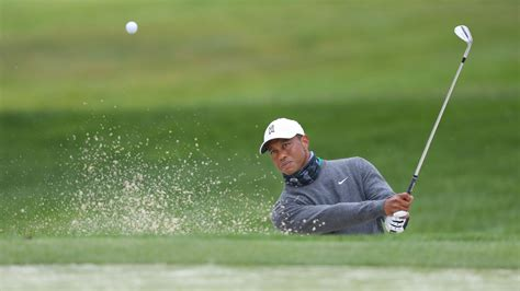 On the prowl for No.16: Tiger Woods is geared up for PGA ...