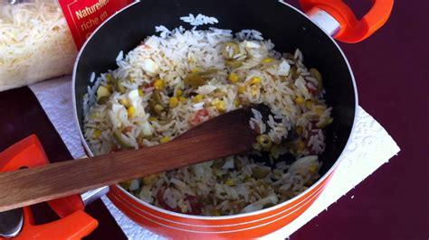 plat simple a cuisiner faire une salade de riz recette fra 238 cheur facile cuisiner une salade de riz