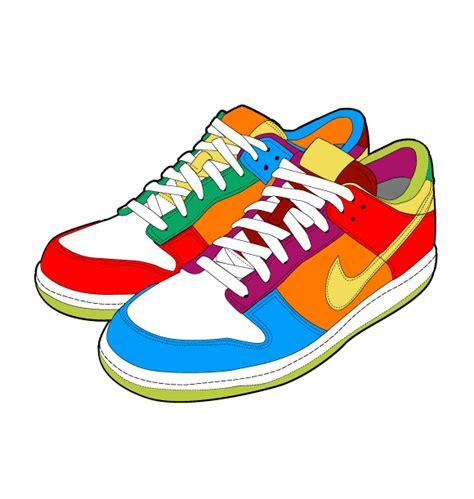 sport shoes ai svg eps vector
