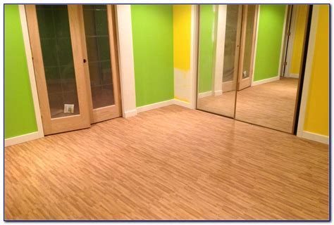 Wood Look Rubber Flooring Residential   Flooring : Home